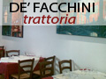 Trattoria de' Facchini Bologna