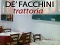 Trattoria de' Facchini Bologna